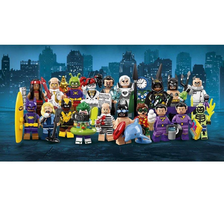 71020 Batman Movie Minifiguren Serie 2 Complete set