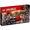 70642 Ninjago Killow vs Samurai X