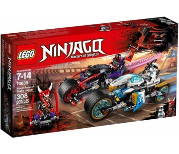 LEGO 70639 Ninjago Straatrace van de slangenjaguar