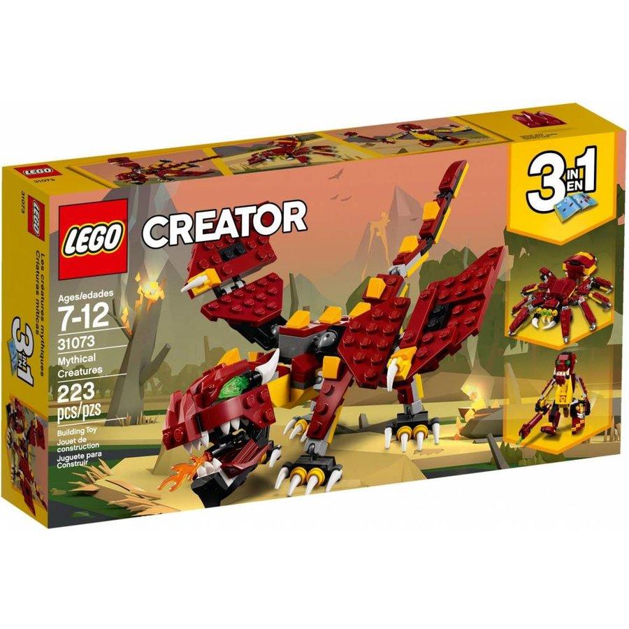 31073 Creator Mythische wezens