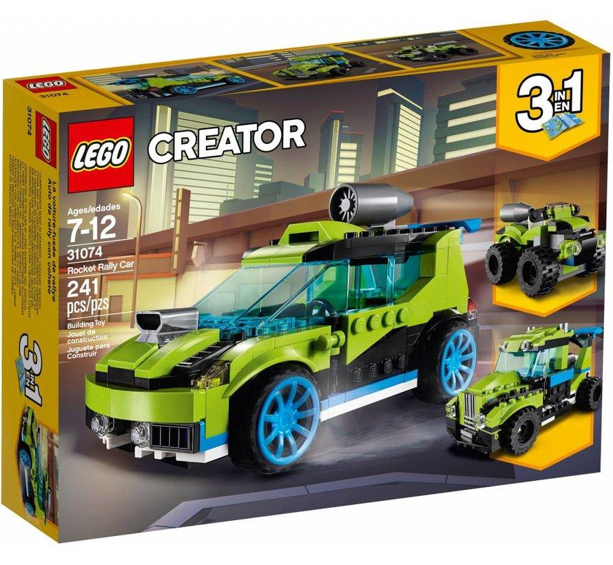31074 Creator Raket rallyauto
