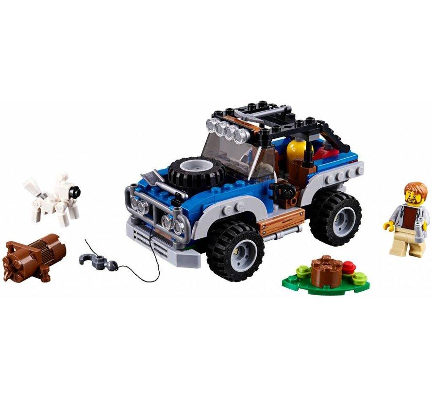 31075 Creator Outback Adventures