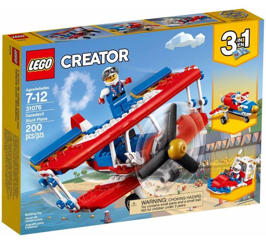 31076 Creator Daredevil Stunt Plane
