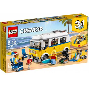 LEGO 31079 Creator Zonnig surferbusje