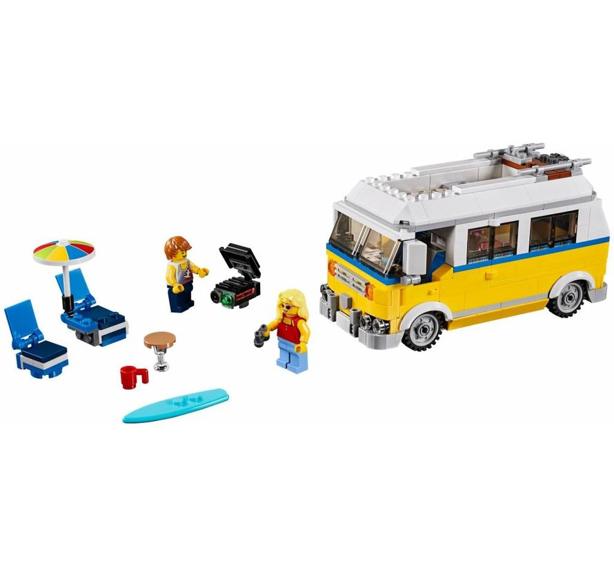31079 Creator Zonnig surferbusje