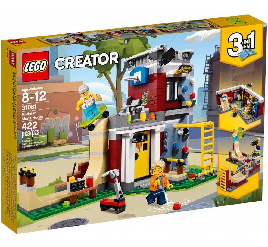 31081 Creator Modulair skatehuis