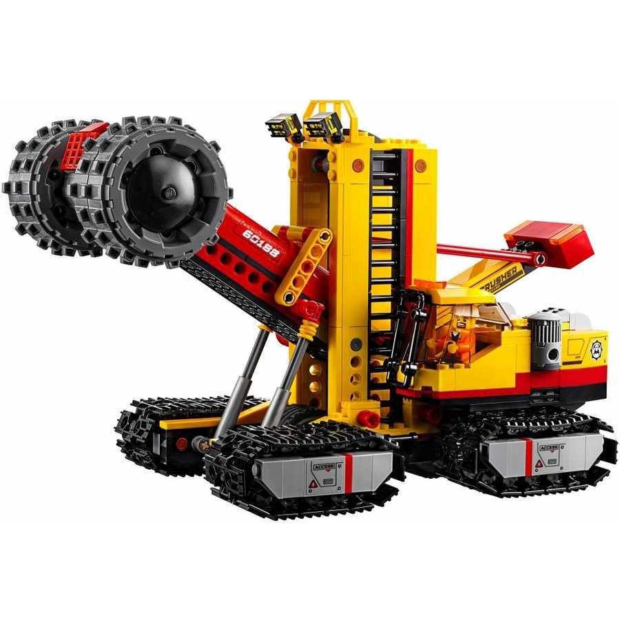60188 City Mijnbouw expert locatie