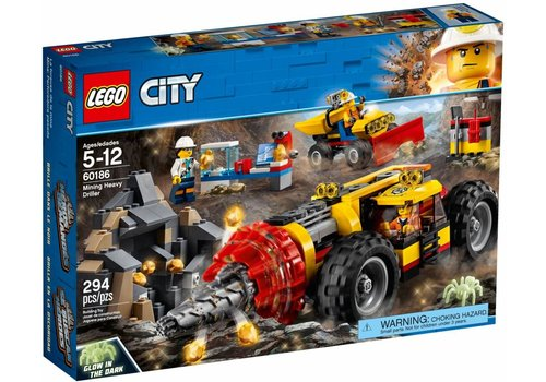 60186 City Zware mijnbouwboor