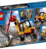 LEGO 60185 City Krachtige mijnbouwsplitter