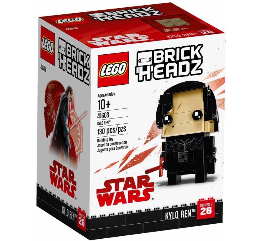 41603 Brickheadz Kylo Ren