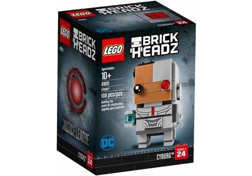 41601 Brickheadz Cyborg