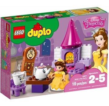 LEGO 10877 Duplo Belle`s theekransje