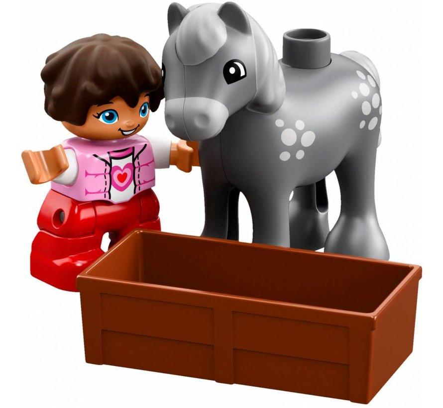 10868 Duplo Ponystal