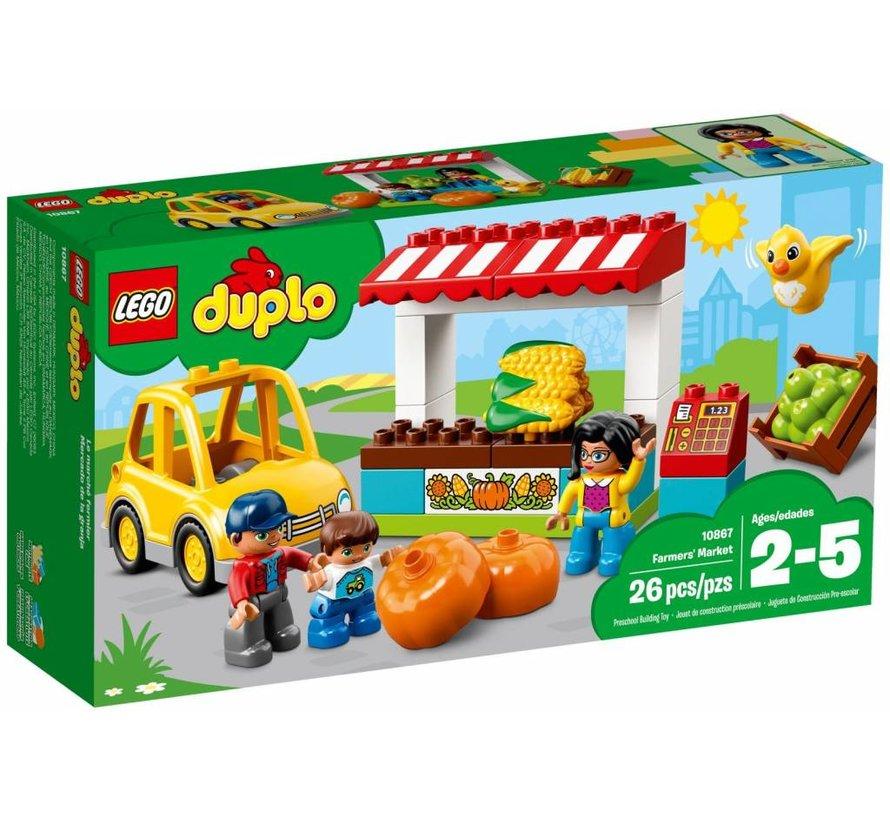10867 Duplo Boerenmarkt
