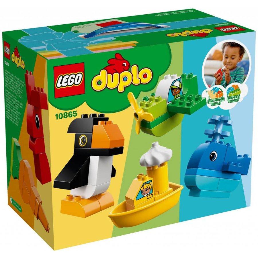 10865 Duplo Leuke creaties