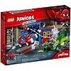 LEGO 10754 Juniors Spider-Man vs. Scorpion straatduel