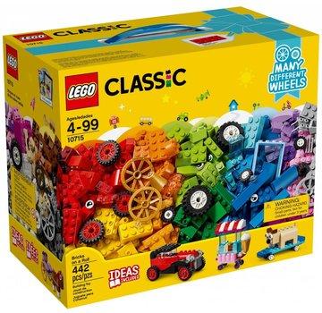 LEGO 10715 Classic Stenen op wielen