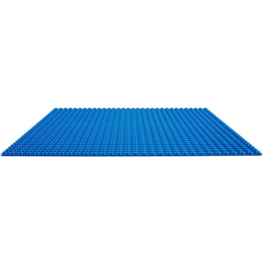 10714 Classic Blauwe bouwplaat