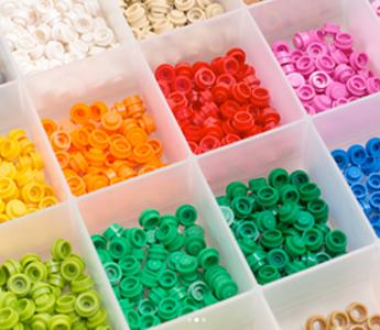 LEGO sorteren