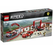 LEGO 75889 Speed Champions Ultieme Ferrari garage