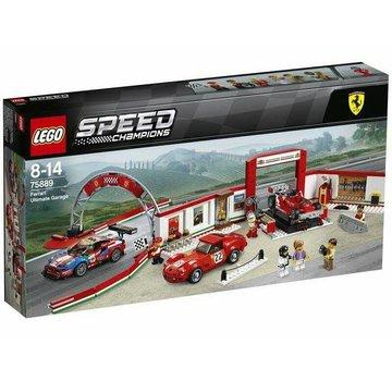 LEGO 75889 Speed Champions Ultieme Ferrari garage