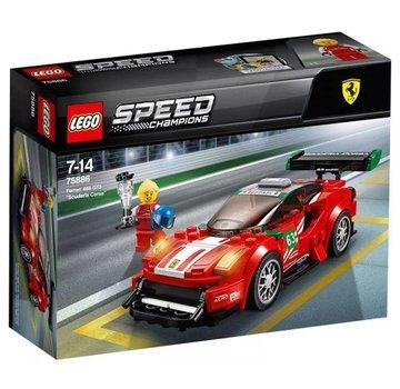 LEGO 75886 Speed Champions Ferrari 488 GT3 Scuderia Corsa