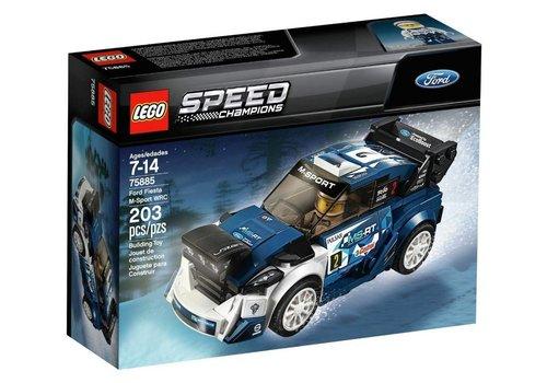 75885 Speed Champions Ford Fiesta M-Sport WRC