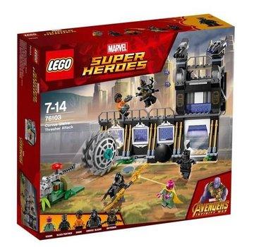 LEGO Super Heroes 76103 Corvus Glaive Thresheraanval