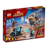 Super Heroes 76102 Thor's wapenzoektocht