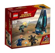 LEGO Super Heroes 76101 Outrider Dropshipaanval