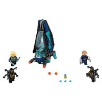 Super Heroes 76101 Outrider Dropshipaanval