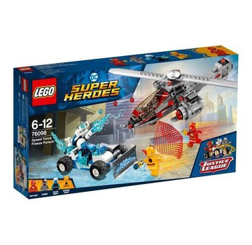 LEGO Super Heroes 76098 Speed Force vriesachtervolging