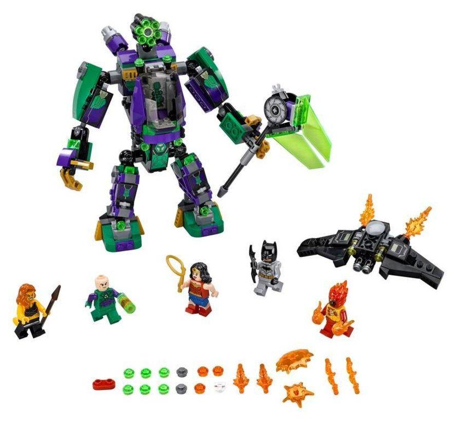 Super Heroes 76097 Lex Luthor mecha-overwinning