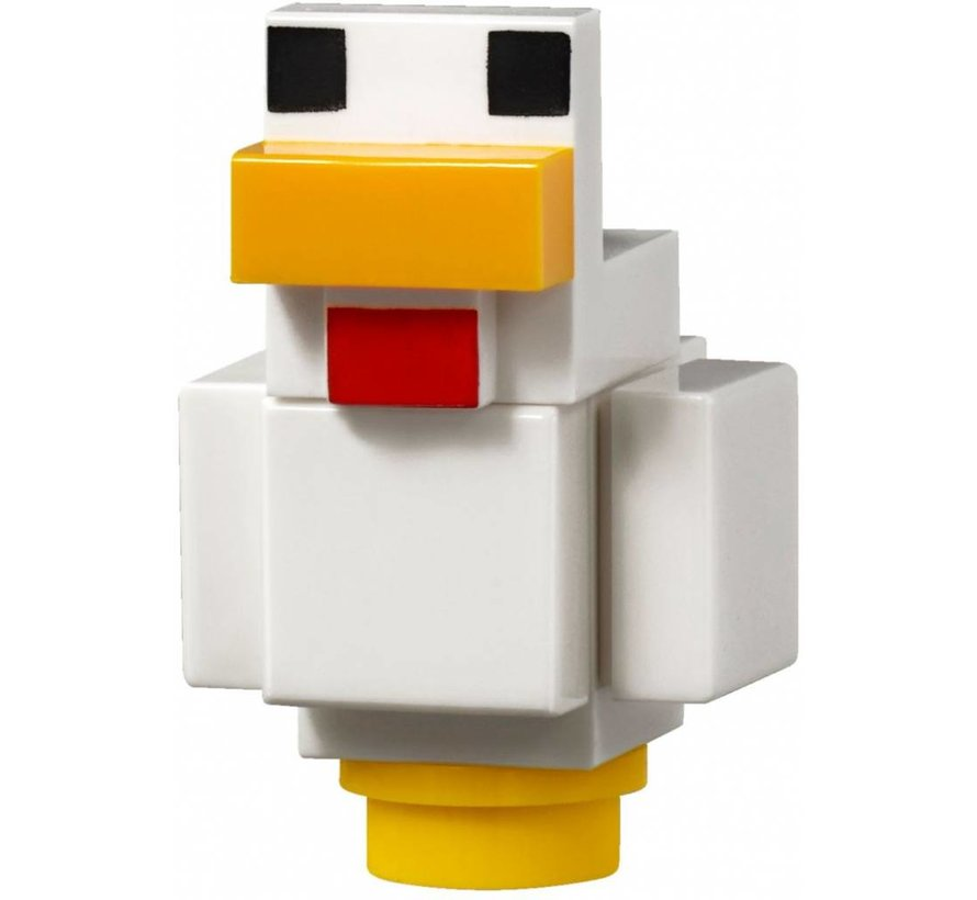 21140 Minecraft Het kippenhok