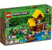 LEGO 21144 Minecraft Het boerderijhuisje