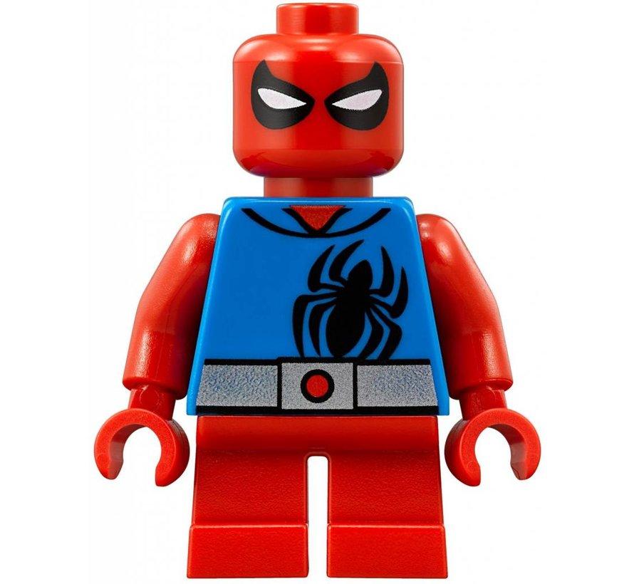 76089 Mighty Micros: Scarlet Spider vs. Sandman