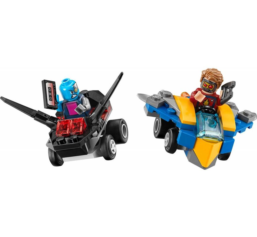 76090 Mighty Micros: Star-Lord vs. Nebula