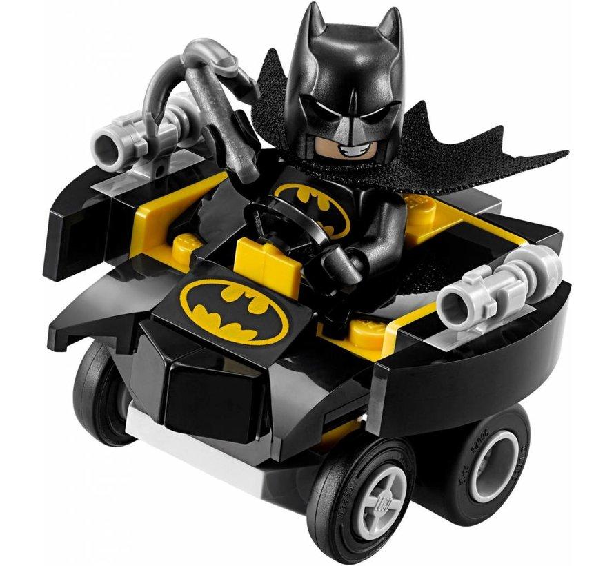 76092 Mighty Micros: Batman vs. Harley Quinn