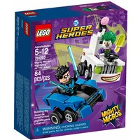 76093 Mighty Micros: Nightwin vs. The Joker