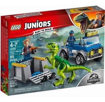 LEGO 10757  Juniors Raptor reddingsauto