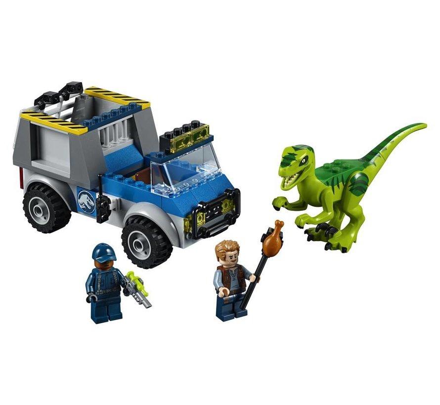 10757  Juniors Raptor reddingsauto