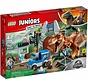 10758  Juniors Jurassic World T. rex ontsnapping