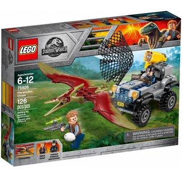 LEGO 75926  Jurassic World Achtervolging van Pteranodon