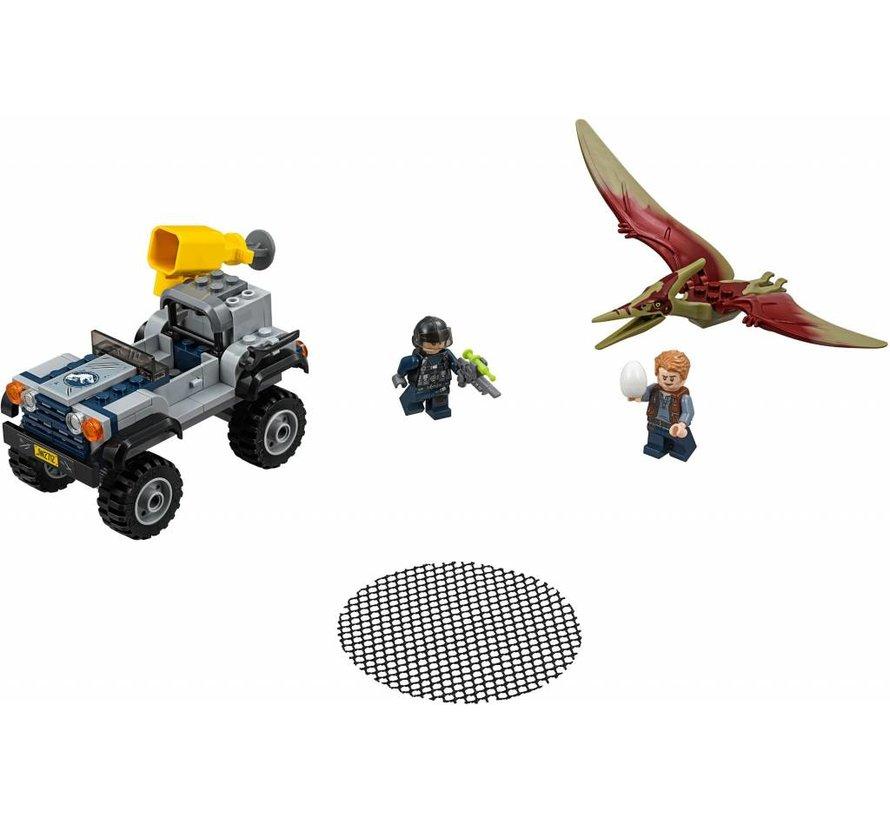 75926  Jurassic World Achtervolging van Pteranodon