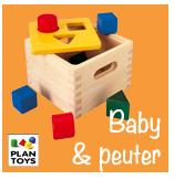 Plan Toys baby en peuter speelgoed