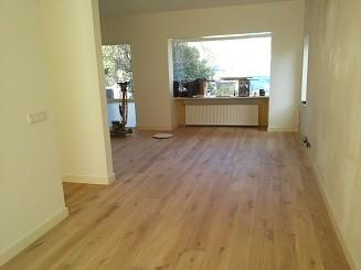 2 verdiepingen woonhuis in Driebergen voorzien van eiken houten vloeren (2)