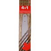 """Schneidgarnitur für STIHL Schwert 38cm + 4 Ketten 3/8"""" 029 030 031 032 034 036 038 039 041 042 044 045 046 048"""