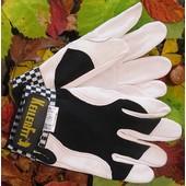 Keiler-Fit GR.12 - Forsthandschuh / Arbeitshandschuh CAT.II Handschuh für Agrar , Forst und Garten
