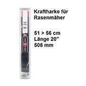 """Vertikutiermesser Kraftharke 20"""" für 51 > 56 Schnittbreite Mittelzentrierung + MTD Rasenmäher"""