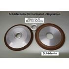 Diamantscheibe Schärfscheibe für Stihl Duro Hartmetall Sägekette mit Adapter für 22,2mm Bohrung silizium-korund